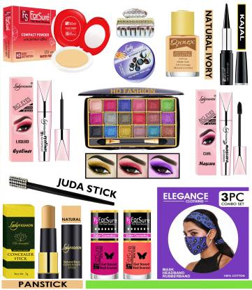 Lady Fashion Makeup Kit With Designer