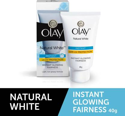 OLAY Natural White Instant glowing Fairness