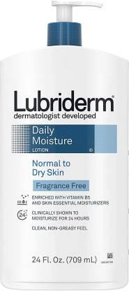 Lubriderm DAILY MOISTURE FRAGRANCE FREE
