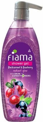 Fiama Blackcurrant & Bearberry Shower Gel  (500 ml)