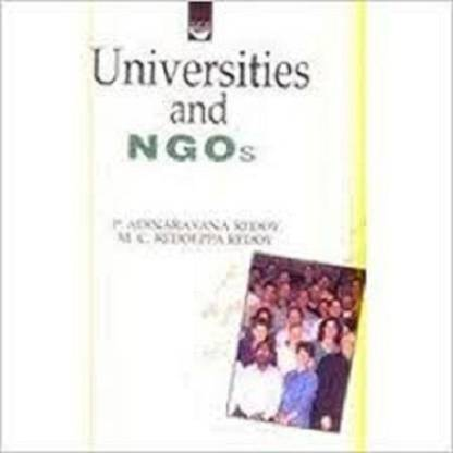 Universities and NGOs
