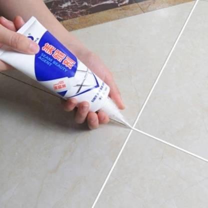 Newvent Tiles Gap Filler Agent, Sealant For Bathroom Tiles