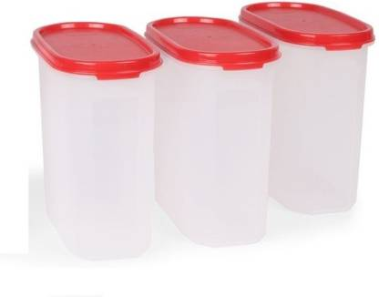 TUPPERWARE MM Oval #3  - 1.7 L Plastic Grocery Container