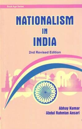 Nationalism In India 2nd Edi