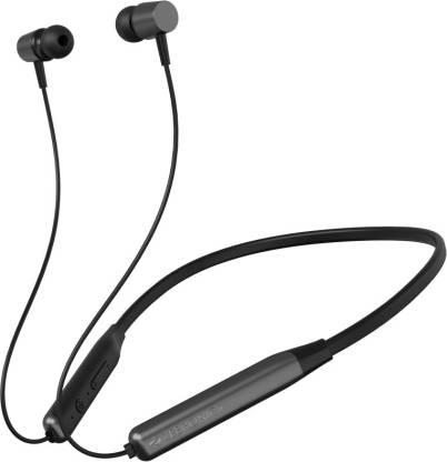 Zebronics Zeb-Lark Wireless Neckband Earphones (Black)