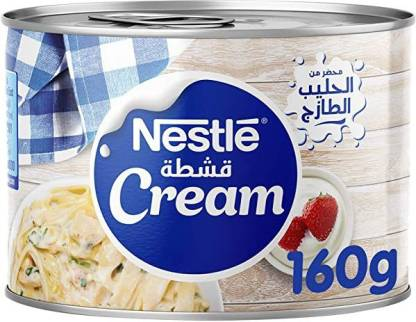 Nestle Cream , 160g Sterilized Milk Powder