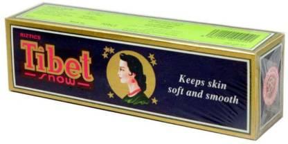 Tibet Snow Soft And Smooth Tube Day Night Cream 50 ml Original