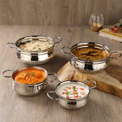 Jindal ARC Home Chef HANDI SET OF 4 Handi 1 L