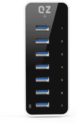 QZ USB 3.1 7 Port Hub, 12V 3A 36W Power HB08 USB Hub