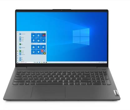 Lenovo Ideapad Slim 5i Core i5 11th Gen – (8 GB/1 TB HDD/256 GB SSD/Windows 10 Home/2 GB Graphics) 15ITL05 Thin and Light Laptop