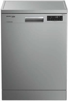 Voltas Beko DF14S2 Free Standing 14 Place Settings Dishwasher