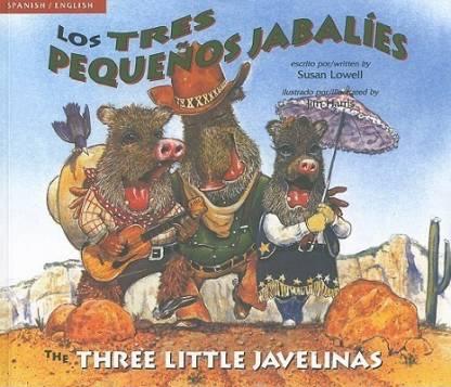 The Three Little Javelinas/Los Tres Pequenos Jabalies