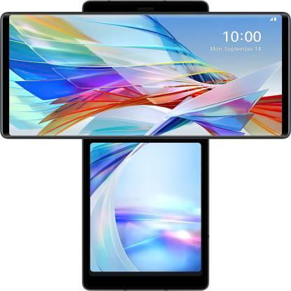 LG Wing (Aurora Gray, 128 GB)