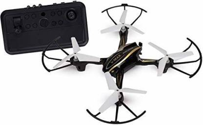 Akshat HX 770 Stable Flight and IR Remote Control Drone Quadcopter Toy without Camera (Black) Drone