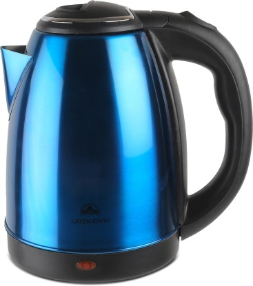Electric Kettle  (1.8 L, Blue)