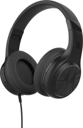 MOTOROLA Pulse 120 (SH060) Wired Headset(Black, On the Ear)