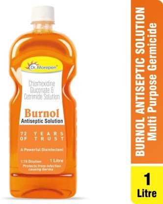 Dr. Morepen Burnol Disinfectant Solution Antiseptic Liquid