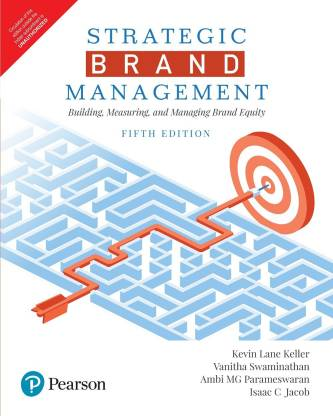 Strategic Brand Management | Fifth Edition | By Pearson