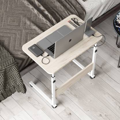 Furn Master Wood Portable Laptop Table(Finish Color – Wooden Beige, DIY(Do-It-Yourself))
