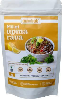 envirofoods Millet Upma Rava 250 g