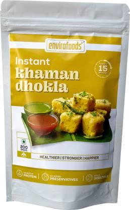 envirofoods Instant Khaman Dhokla 200 g
