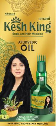 Kesh King Ayurvedic Hair Oil, 300 ml for ₹260