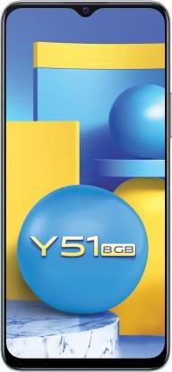 vivo Y51 (Crystal Symphony, 128 GB)
