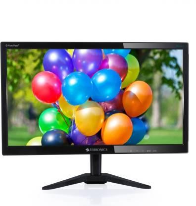 ZEBRONICS 19.5 inch HD+ Monitor (Zeb-A20HD LED)