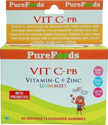 PureFoods VIT C-PB 30gm