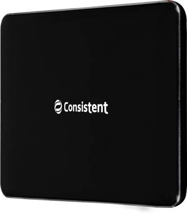 Consistent 1 TB TB External Hard Disk Drive with  1 TB  Cloud Storage