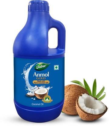 Dabur Anmol Gold Pure Coconut Hair Oil