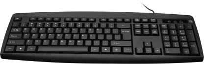 Flipkart SmartBuy K3136 Wired USB Desktop Keyboard