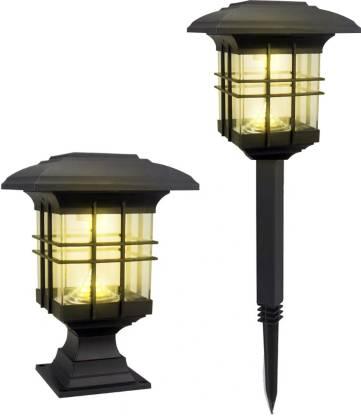 Epyz Solar Garden Light 2 In 1, Garden Light Led