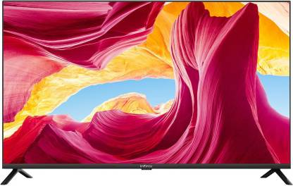 Infinix X1 80 cm (32 inch) HD Ready LED Smart Android TV with Eye Care Technology