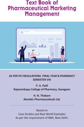 Text book of Pharmaceutical Marketing Management