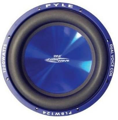Pyle PLBW84 Blue Wave 600-Watt High-Powered Subwoofer Subwoofer