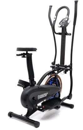 Fitkit FK800 Orbitrac with Free Installation Cross Trainer