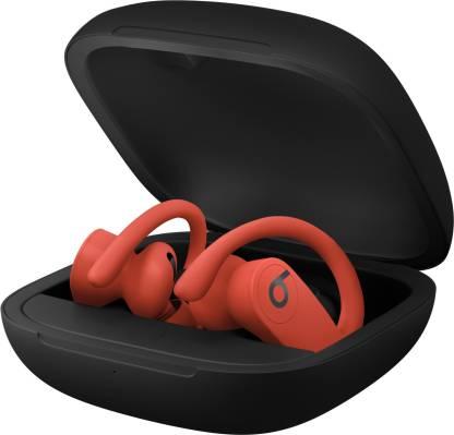 Beats MXYA2ZM/A Bluetooth Headset(Lava Red, True Wireless)