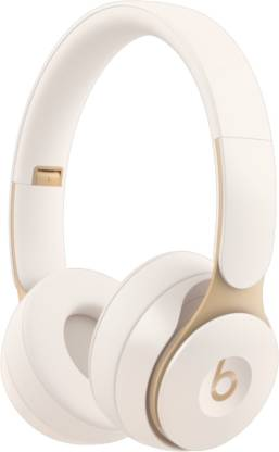 Beats MRJ72ZM/A Bluetooth Headset(Ivory, On the Ear)