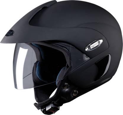 STUDDS MARSHALL OPEN FACE - L Motorsports Helmet