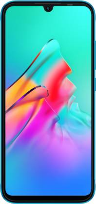 Infinix Smart HD 2021 (Topaz Blue, 32 GB)