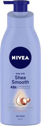 NIVEA Body Milk Shea Smooth