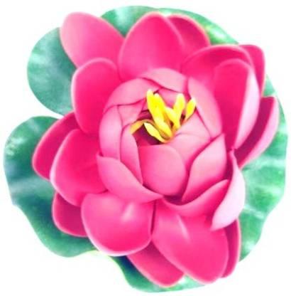 Green Plant indoor Lotus1112 Pink Lotus Artificial Flower