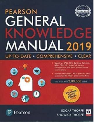 General Knowledge Manual 2019