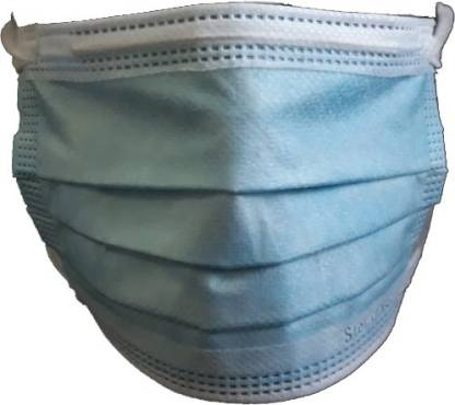 sterimask M5058_50 Surgical Mask With Melt Blown Fabric Layer