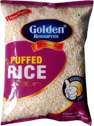 GOLDEN RESOURCES MURMURA /KURMURE Puffed Rice (Medium Grain)
