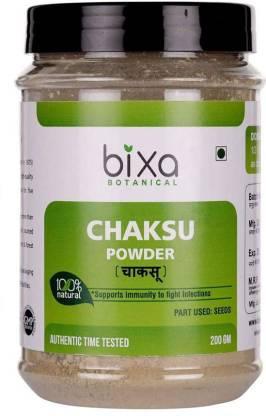bixa botanical Chaksu Seed Powder  Cassia absus