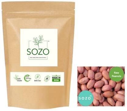 Sozo Peanut (Whole)