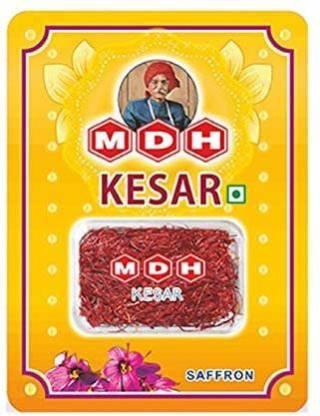 MDH Saffron/Kesar (1gm*5)