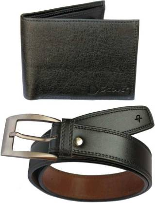 shahs collection Wallet & Belt Combo Combo
